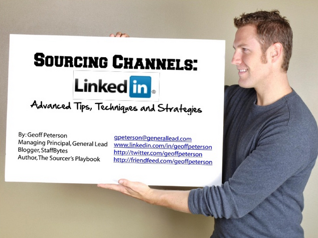 LinkedIn Tips, Techniques and Strategies View on Slideshare