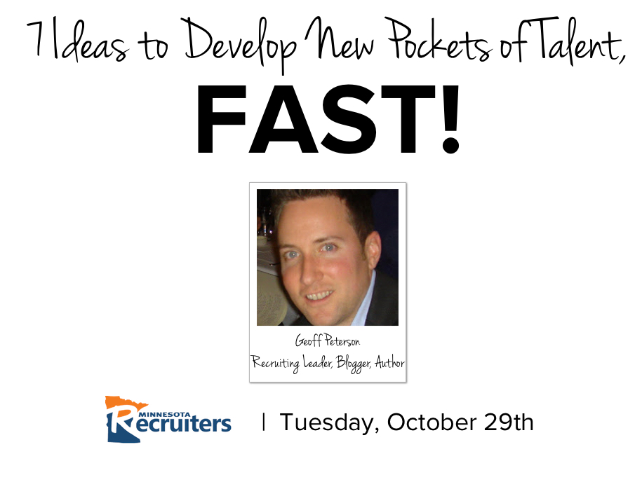 Ideas to Develop New Pockets of Talent View on Slideshare
