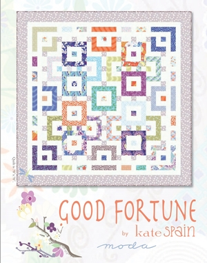 Image result for kate spade good fortune quilt