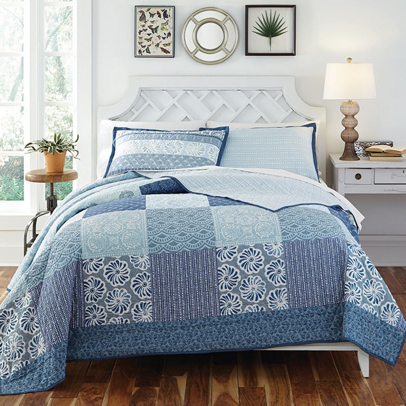 Horizon Reversible Quilt Set