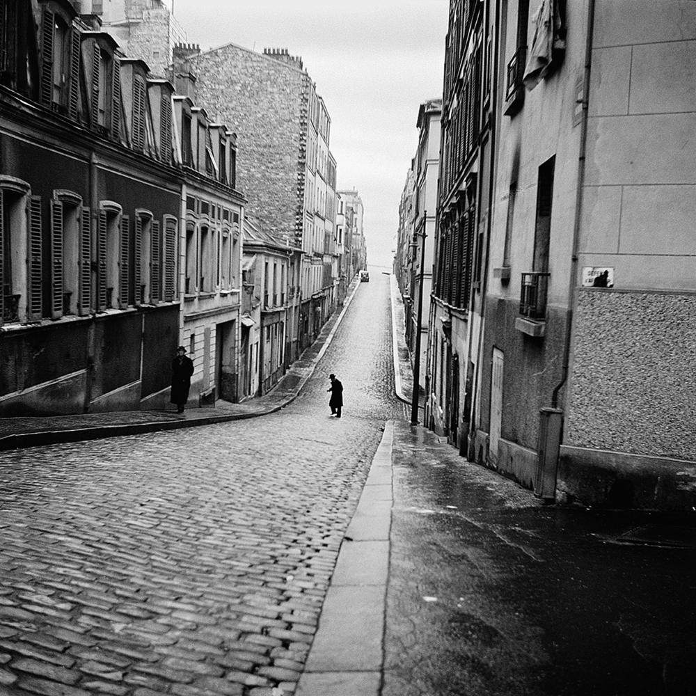 Frankreich,Paris  1946