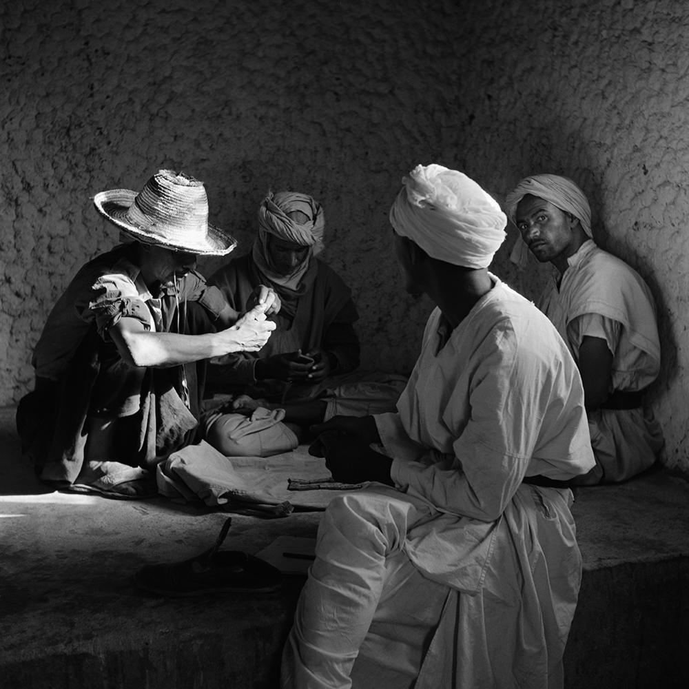 Algerien,El Goléa  1949