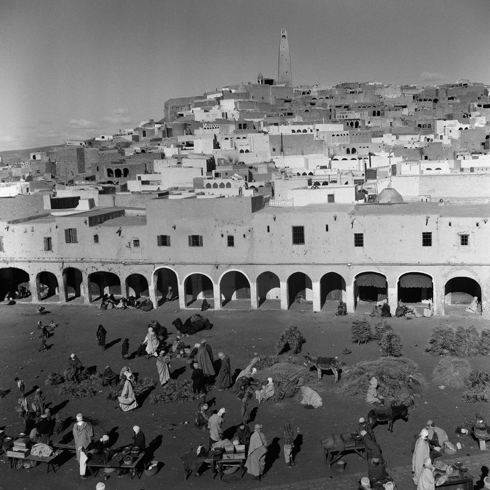 Algerien, Guardaia  1949