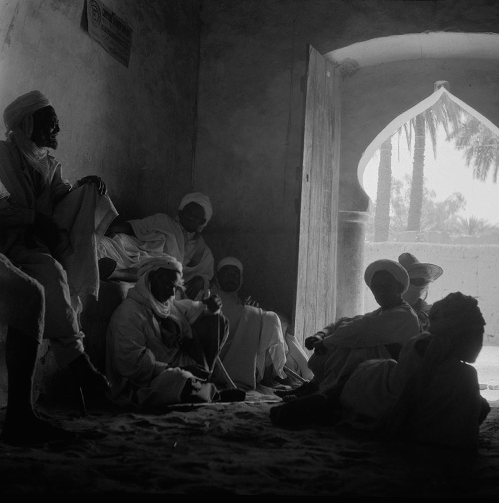 Algerien,Timimoun  1949