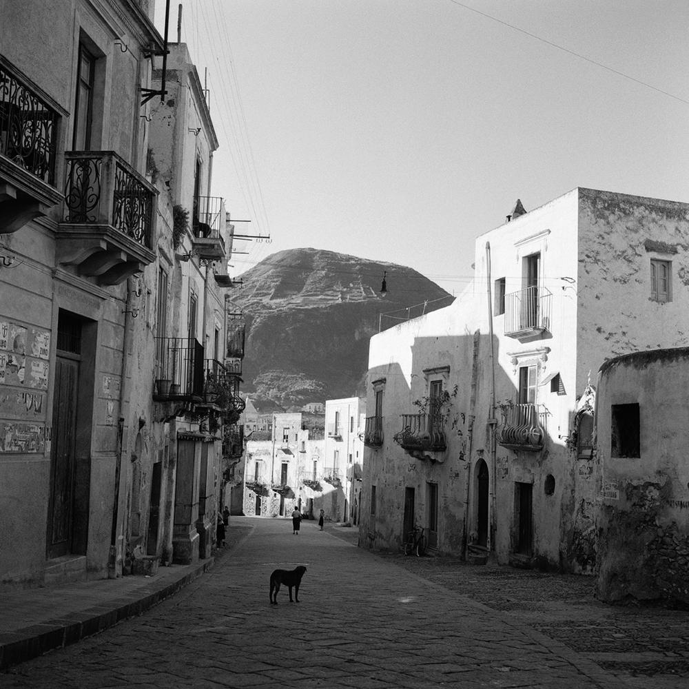 Italien,Lipari  1953