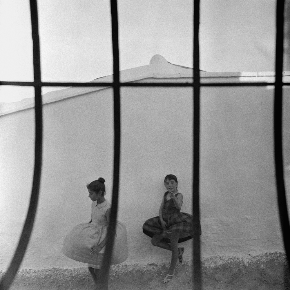 Spanien, Aguilas  1958