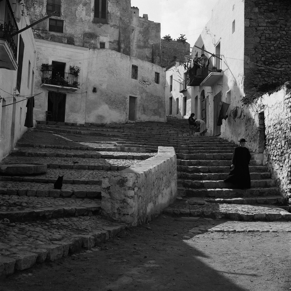 Spanien,Ibiza  1953