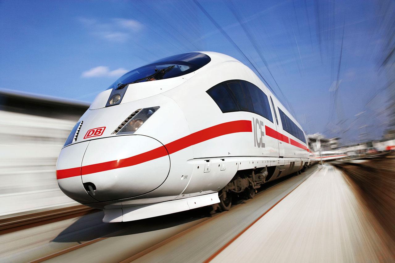 Resultado de imagen de Deutsche Bahn ICE