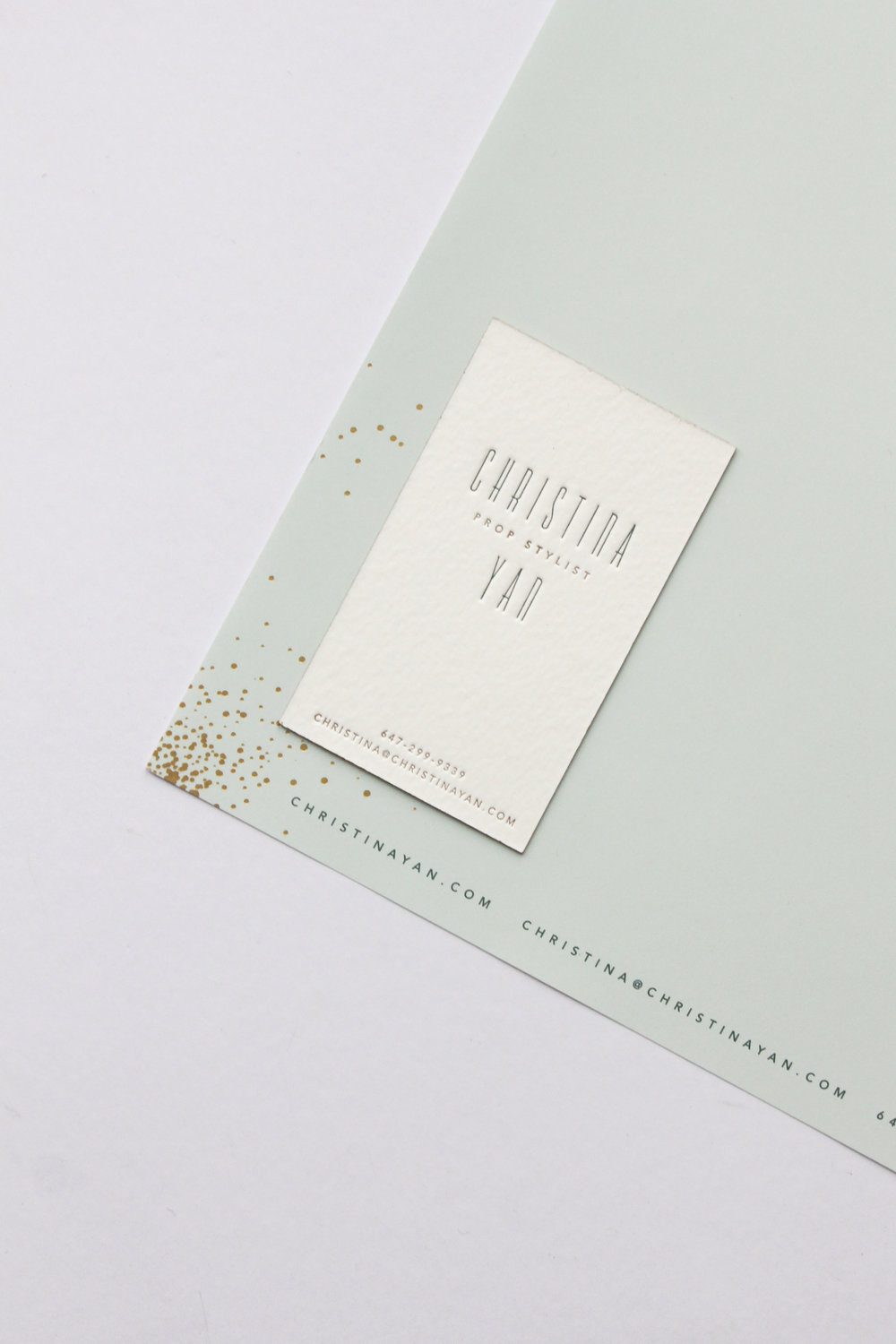 Christina Yan Branding by Belinda Love Lee