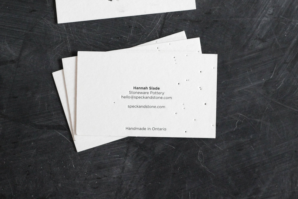 Speck and Stone Branding by Belinda Love Lee