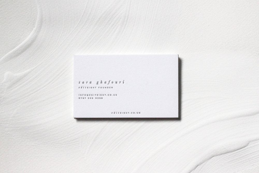 Edit 8 Branding by Belinda Love Lee