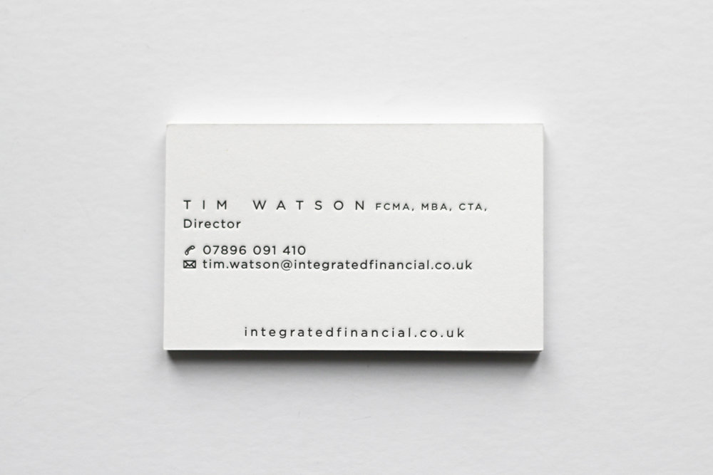 Integrated Financial Branding by Belinda Love Lee