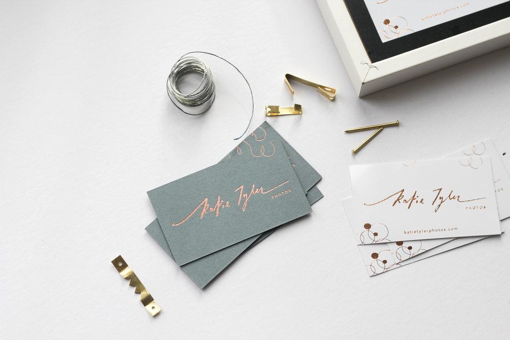 Katie Tyler Branding by Belinda Love Lee