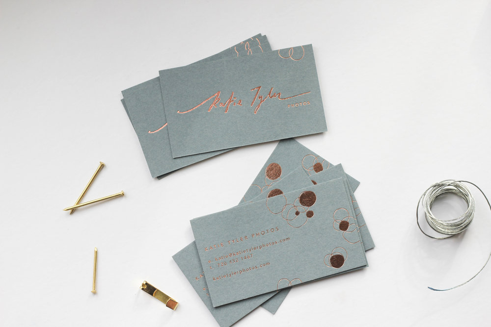 Katie Tyler Branding by Belinda Love Lee