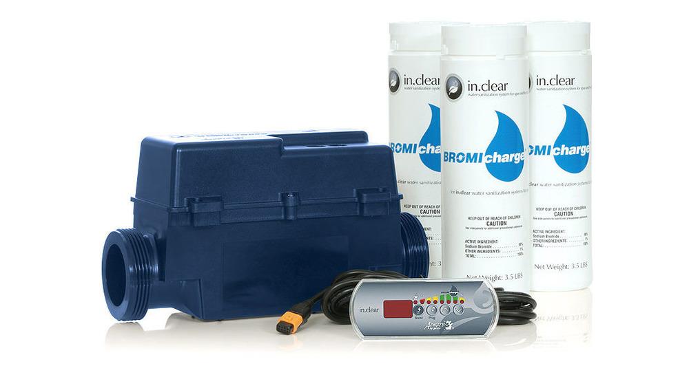 Gecko Alliance in.clear water sanitization
