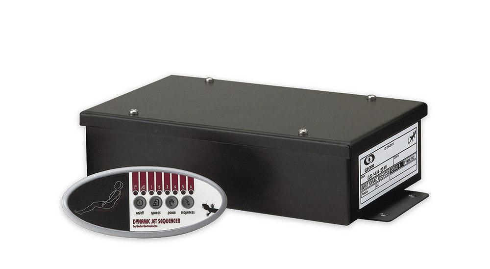 Gecko Alliance Dynamic jet sequencer