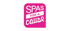 Spa for a cause logo