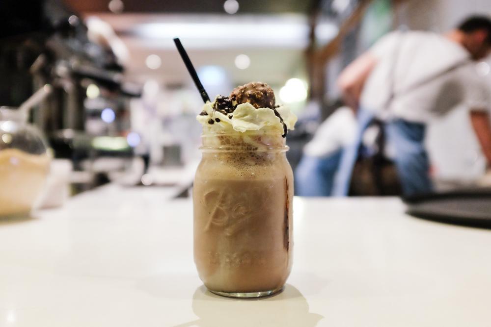 whisk creamery milkshake