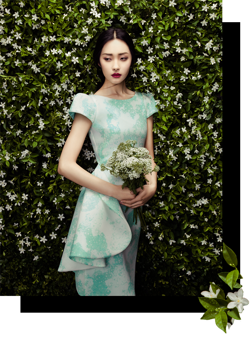 Phuong My Spring Summer SS16 SS15 Collection TPFF Telstra Perth Fashion Festival