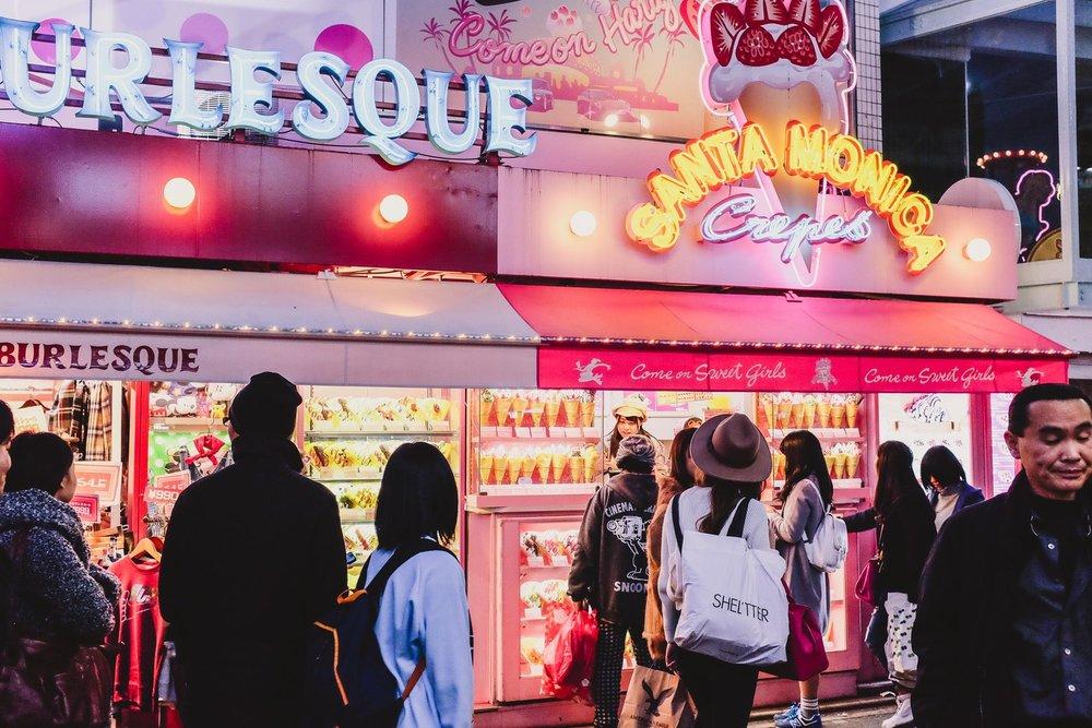 daiso japan tokyo takashita street harujuku blog