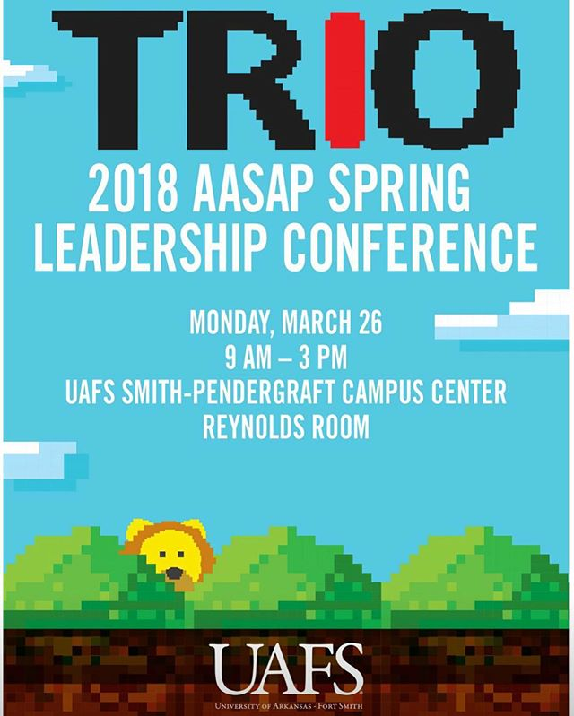 AASAP Spring Leadership.  The link to register:  https://www.eventbrite.com/e/2018-aasap-spring-leadership-conference-tickets-43669314094