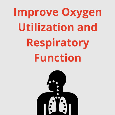 Improve oxygen utilization and respiratory function.png