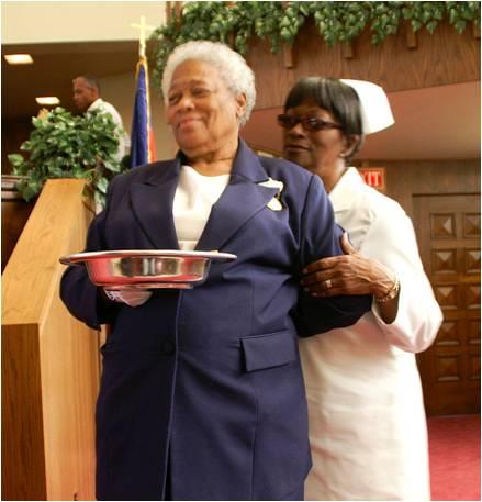 Ushers and Nurses Ministries