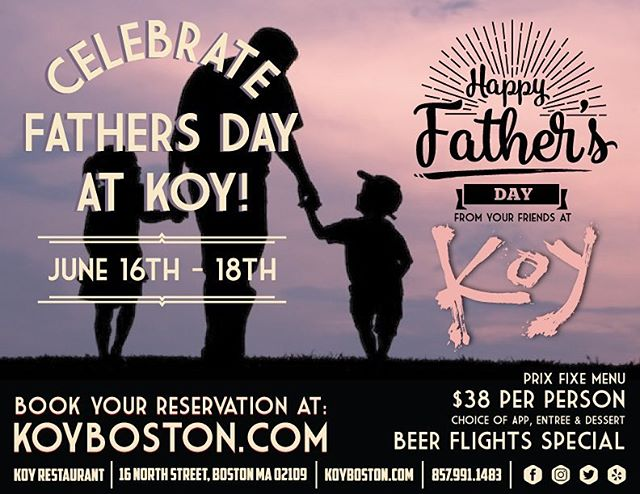 It's 10 o ' clock.  Do you know where your children are.........taking you for Fathers Day?