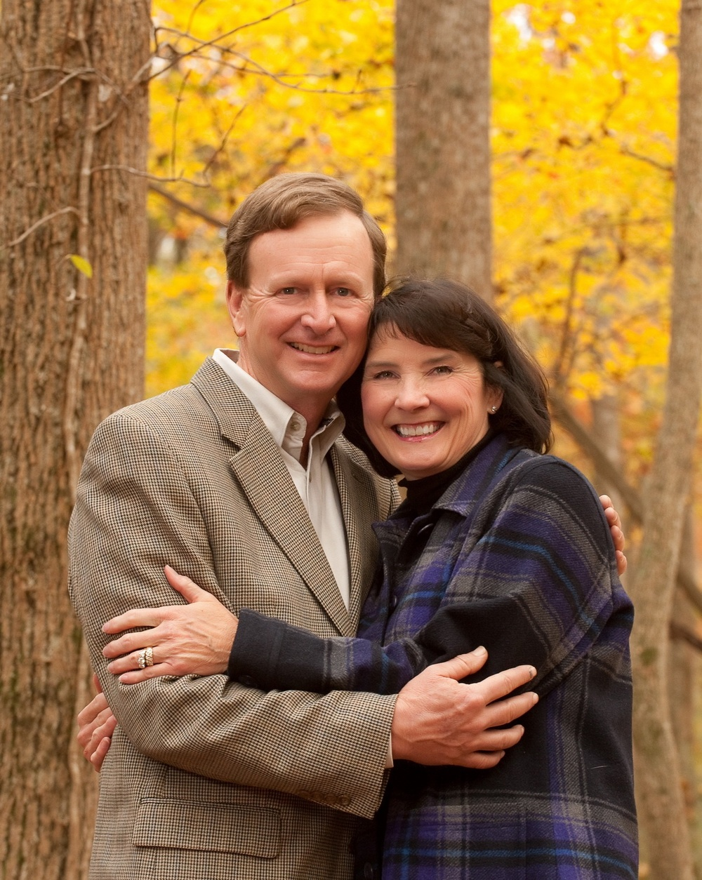 Janet and Glenn Wilson, Organizers
