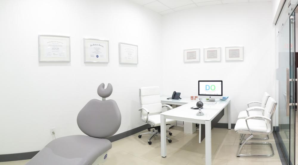 Private Consultation Room