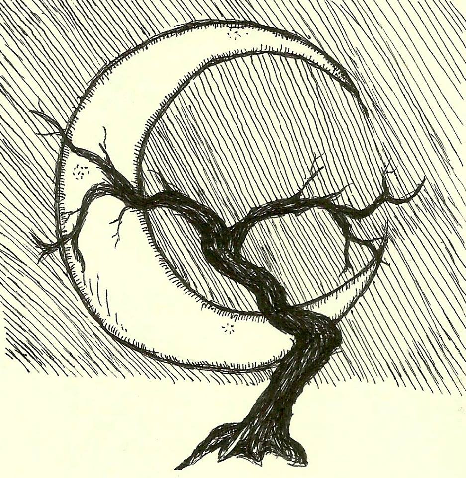 Original Crooked Tree Symbol by Oscar Balfour (2013)