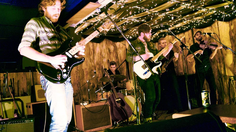 Alex Mason Band