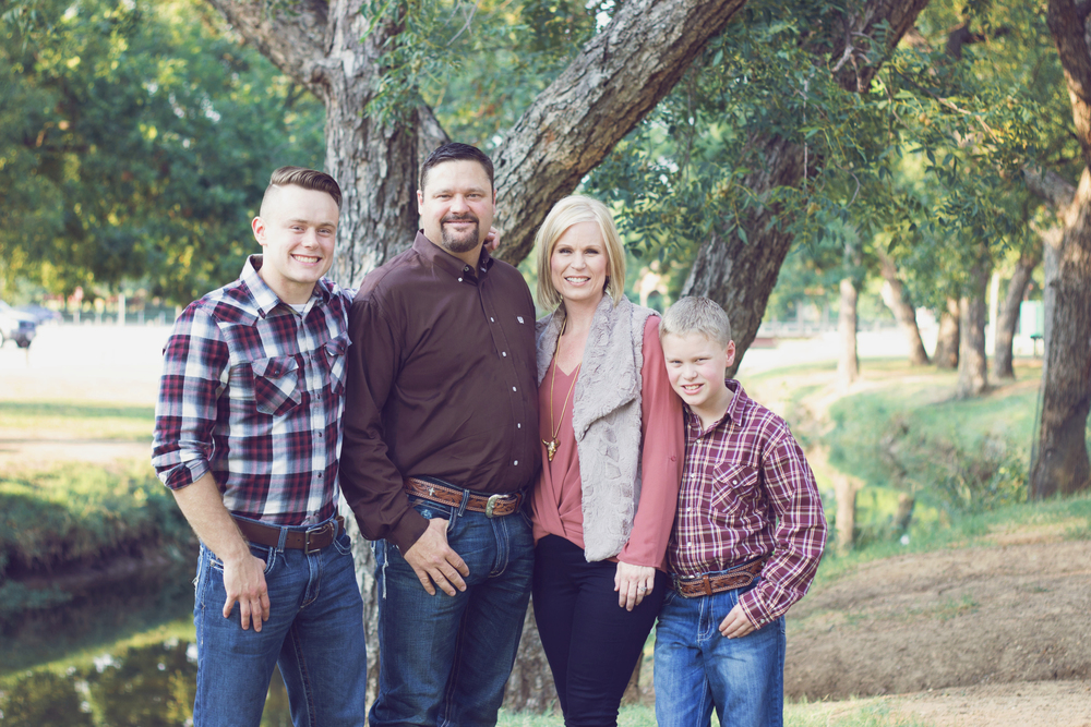 Fall Family Session, Bear Creek Park, Keller TX , Sarah Ware Photography