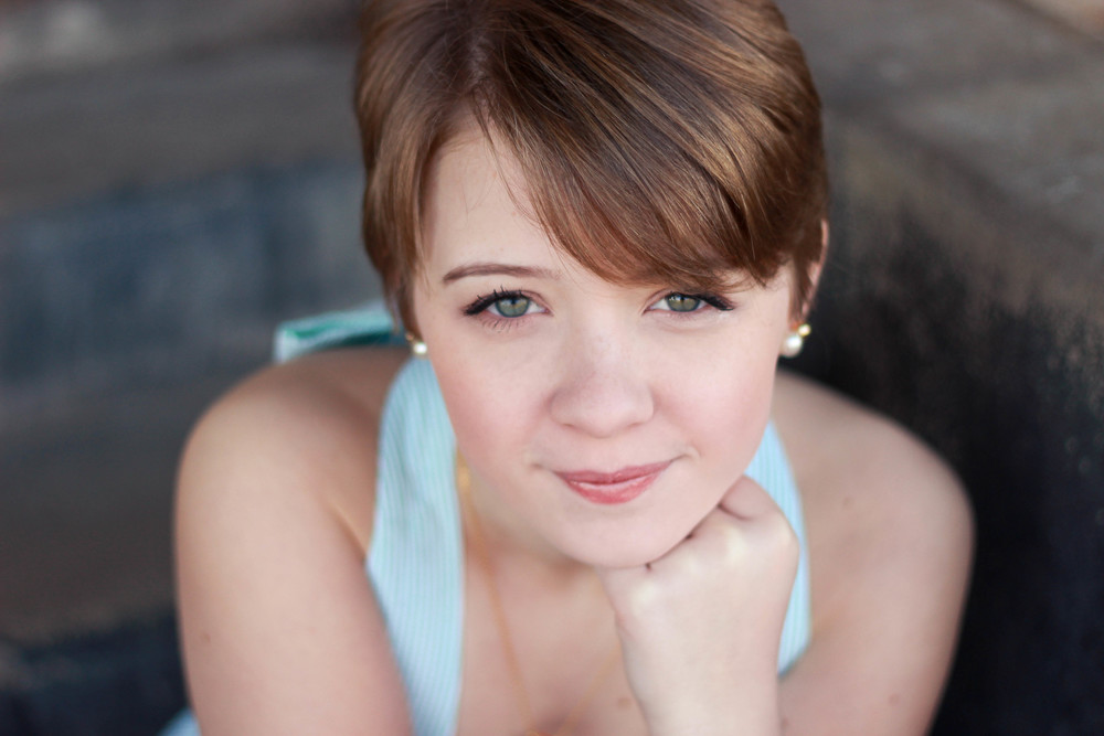 Senior Session, Downtown Fort Worth, Sarah Ware Photography