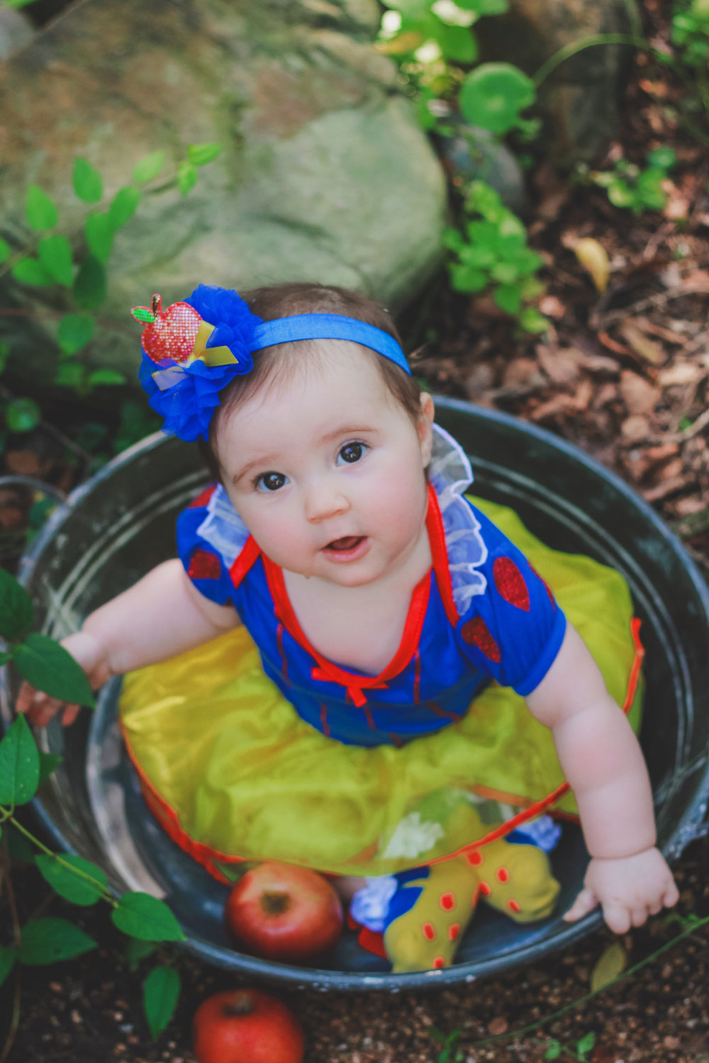 six month photography session