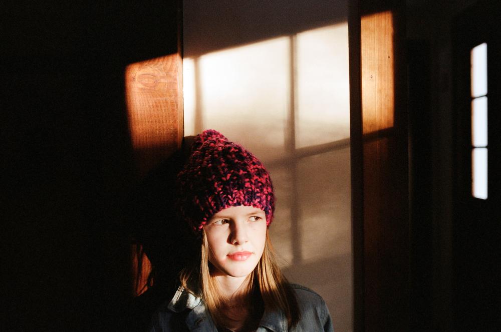 Beatrice (Canon 1V :: Portra 400) 20/366