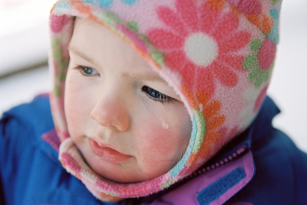 Frozen Tear (Canon 1v :: Portra 400) 67/366