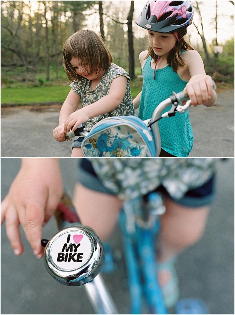I <3 My Bike (Canon 1v :: Portra 400 @320) 132/366
