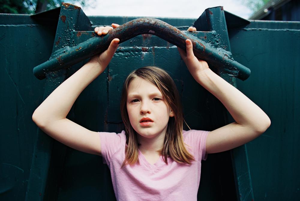 Dumpster Art (Nikon FM2 :: Ektar)   142/366