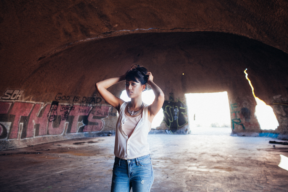 Free People Domes of Casa Grande Lifestyle Photoshoot by The Finches