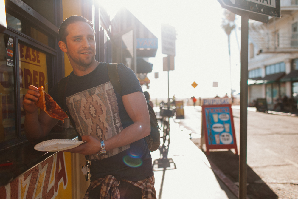 Venice Beach Lifestyle Photography by The Finches