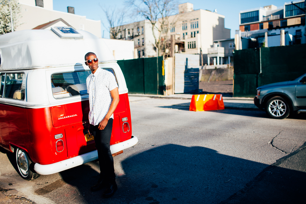 Volkswagen Bus New York City Lifestyle Photography by The Finches