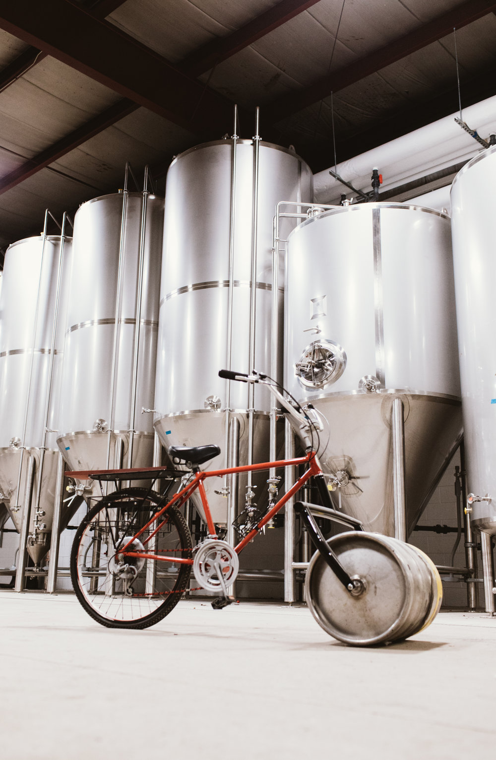 Keg Bike 3 Sheeps Brewing Lifestyle Photography The Finches Chicago