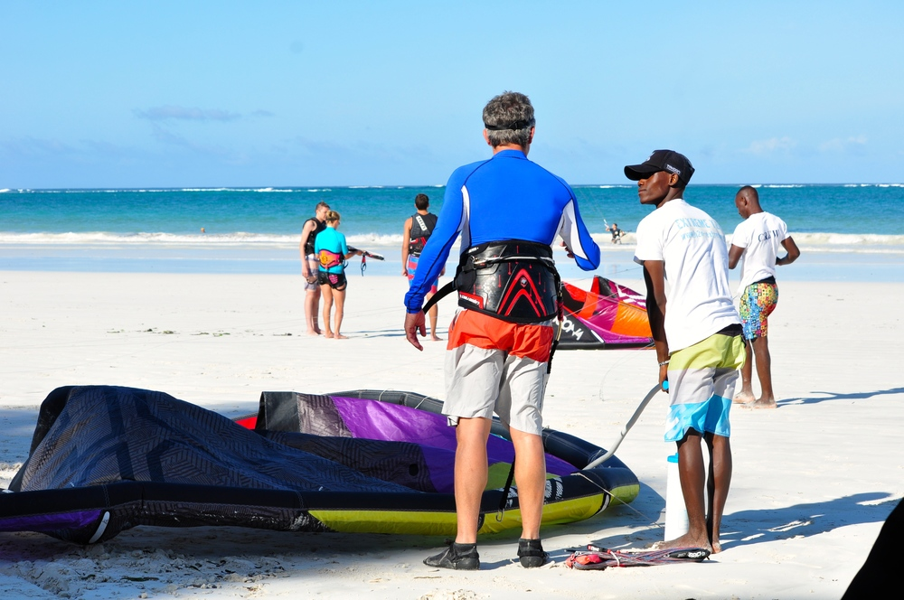 h2o extreme kite school lessons