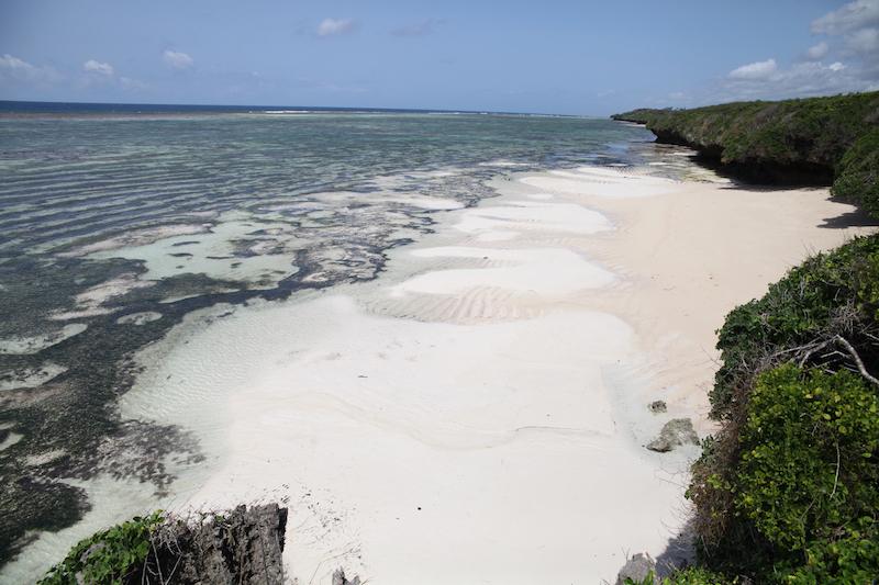 PRIVATE COVE BEACH