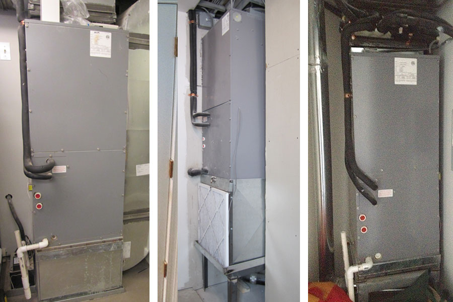 City Multi 174 Air Handler Vertical Ducted All Hvac