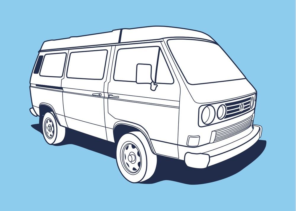 1987 VW VANAGON WESTFALIA SYNCHRO AKA OLAF Show & Tell