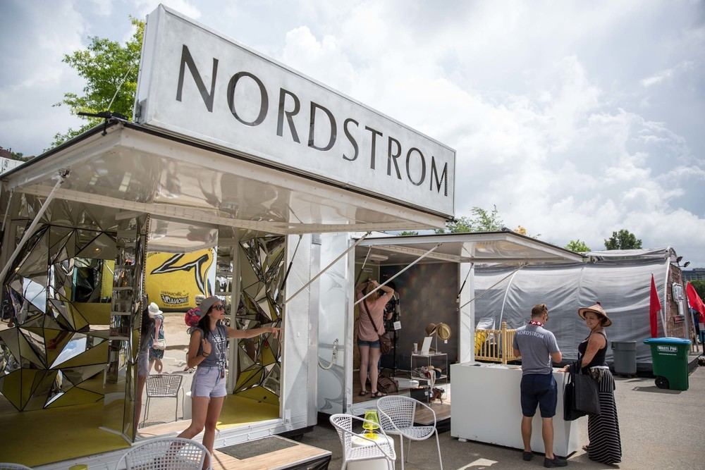Three-Pod Might: What Nordstrom's Festival Tour Means For Retail - Forbes