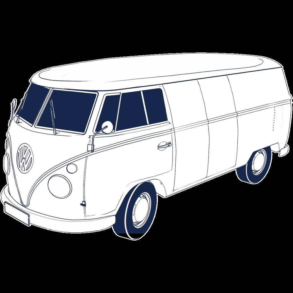 '63 VW BUS