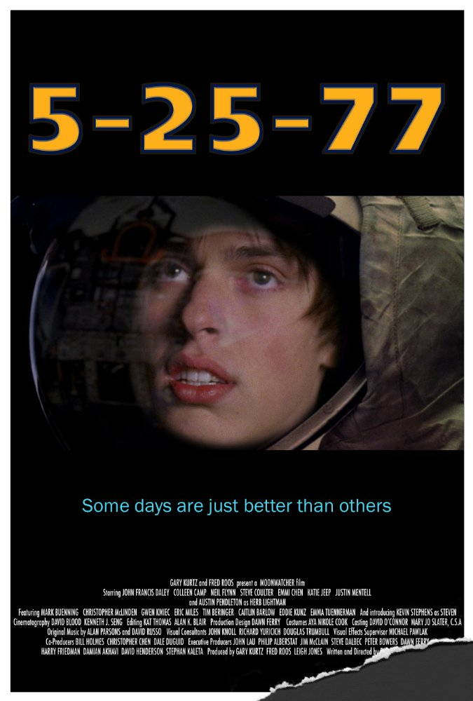 5-25-77 (2017) - Sound EditorDirected by Patrick Read Johnson